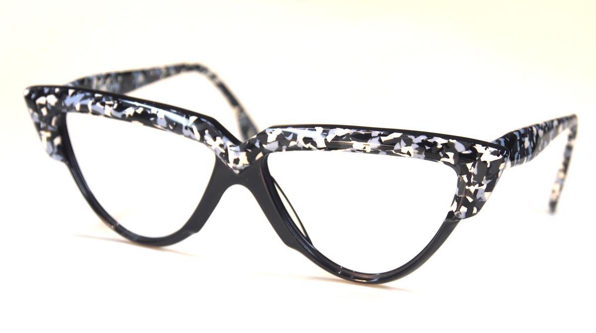Schöne Vintagebrille Cateye von Brendel aus den 90er Jahren , Cateyebrille