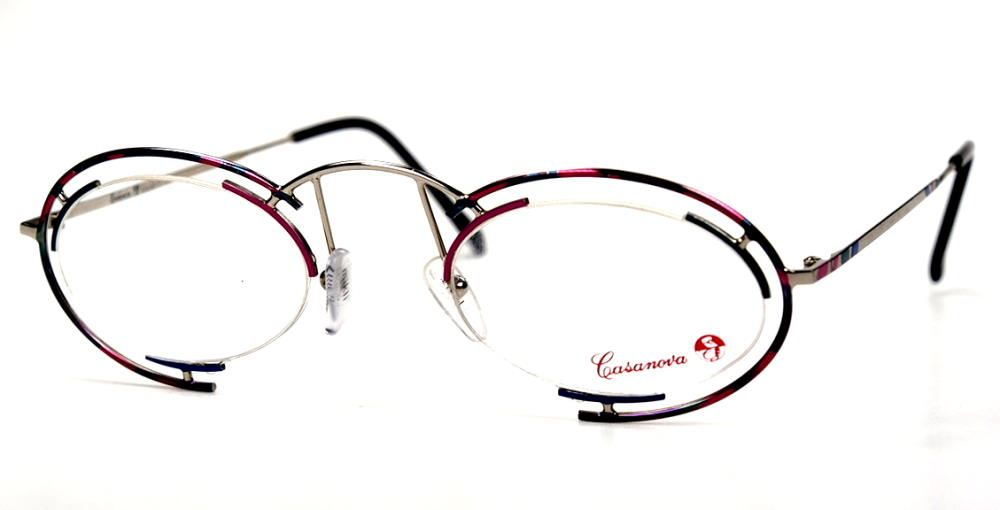 Casanova Brille,eyewear, Clayberg 2 original Made in Italy