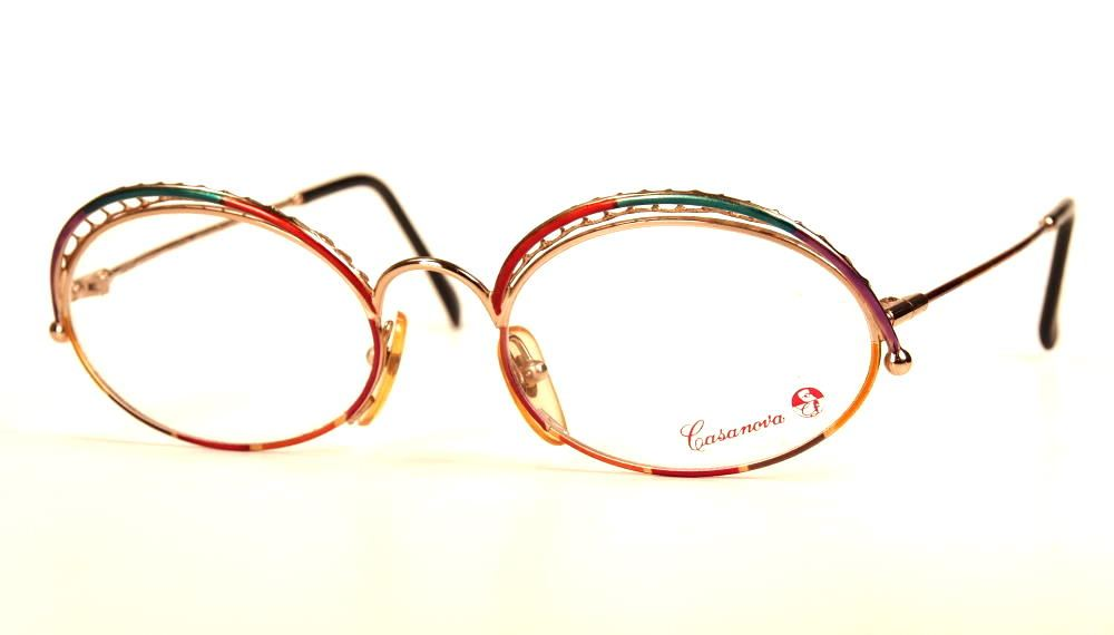 Casanova Brille,eyewear, TSC 1 C 01 Made in Italy