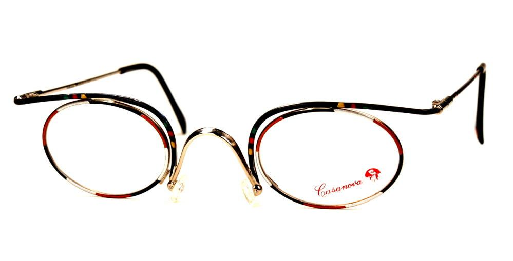 Casanova Brille,eyewear, LC31 C 01 Made in Italy