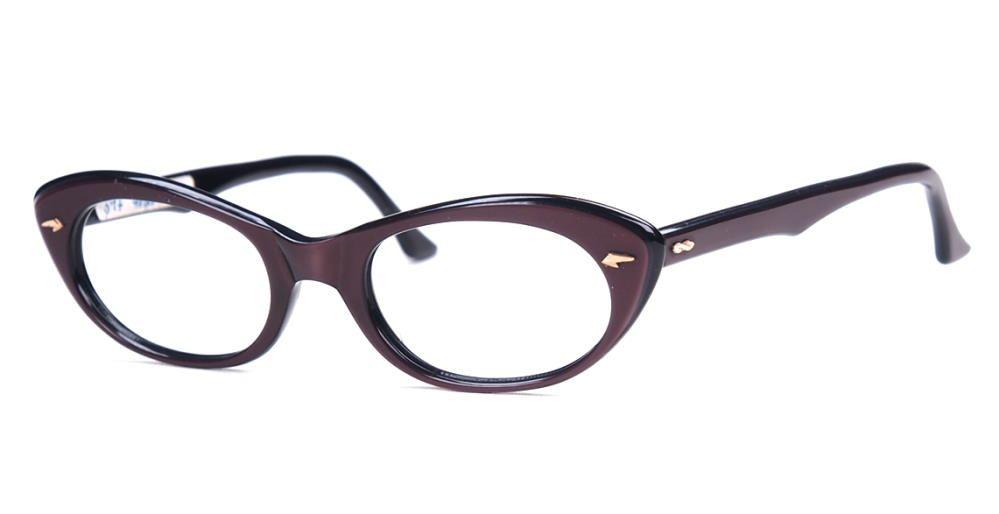 60er Jahre Cat Eye Brille, Schmetterlingsbrille 167181