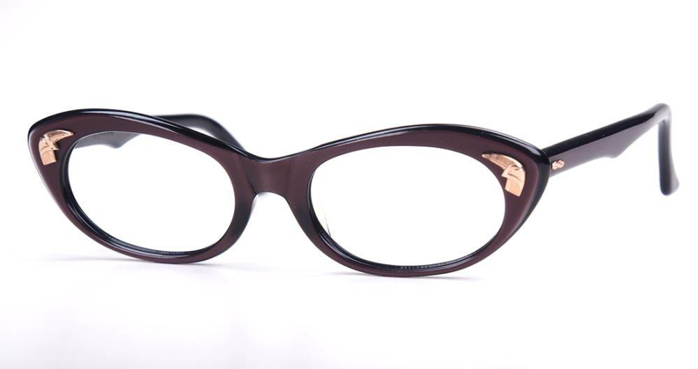60er Jahre Cat Eye Brille, Schmetterlingsbrille 267181