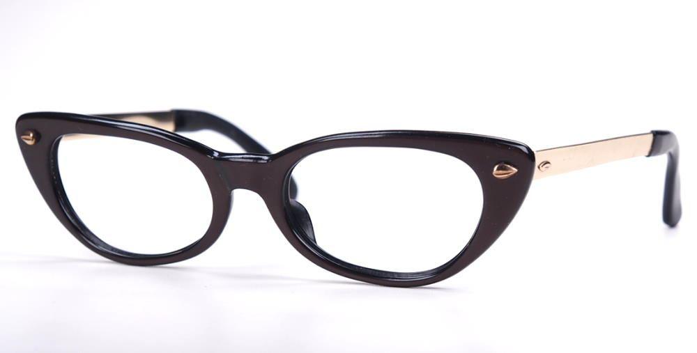 60er Jahre CateyebBrille, Schmetterlingsbrille 367181