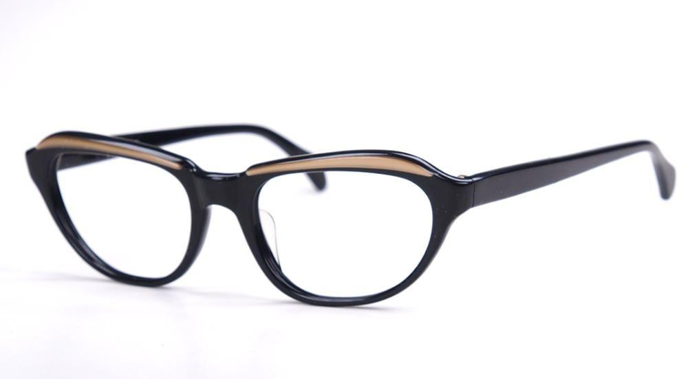 60er Jahre Cateyebrille, Schmetterlingsbrille 67181