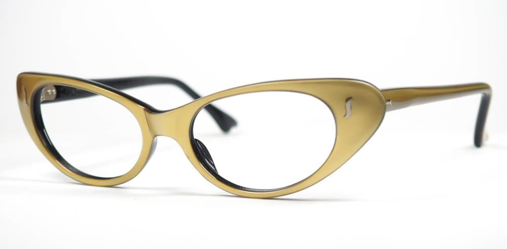 Cateyebrilel, Rockabillybrille der 50er Jahre