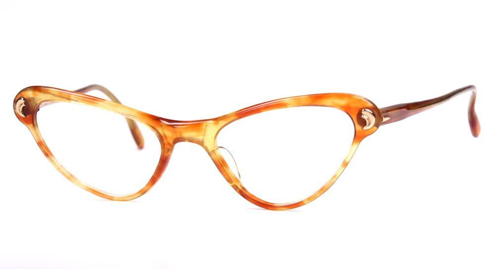 60er Jahre Cateyebrille, Schmetterlingsbrille 56718