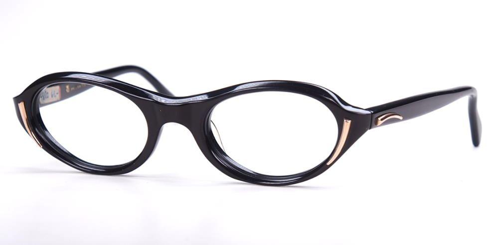 60er Jahre Cateye Brille, Schmetterlingsbrille 66718