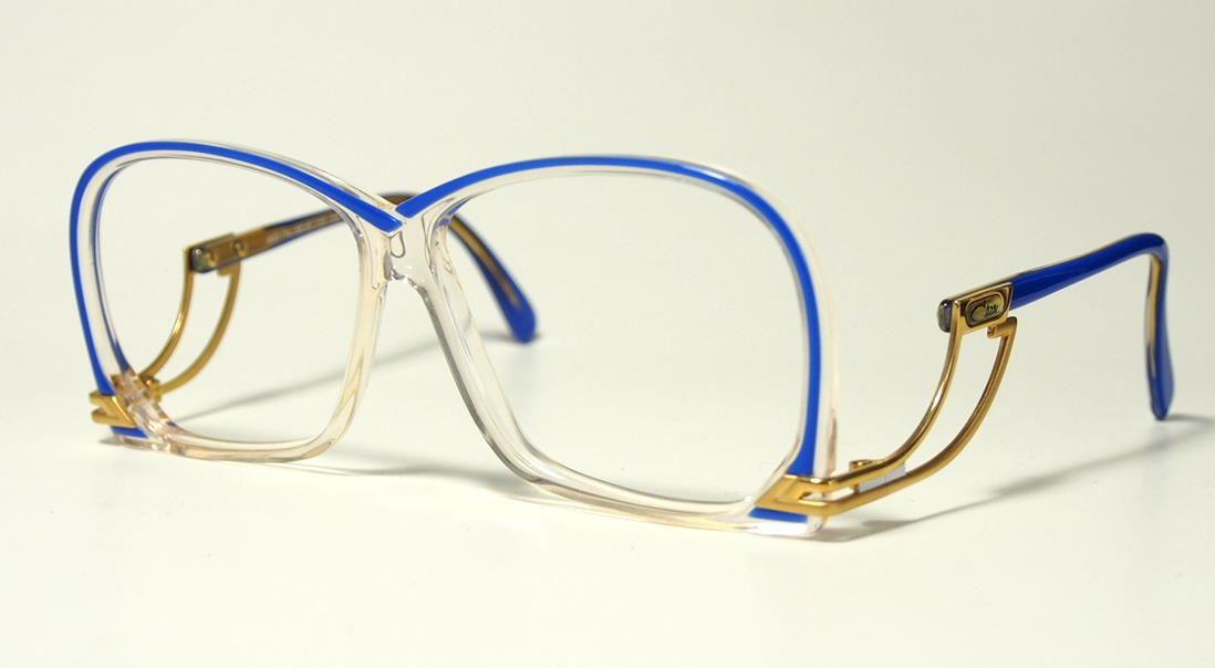 Cazal Brille 174 True-Vintage Mod.174 col.230 Die Brille ist aufgearbeitet