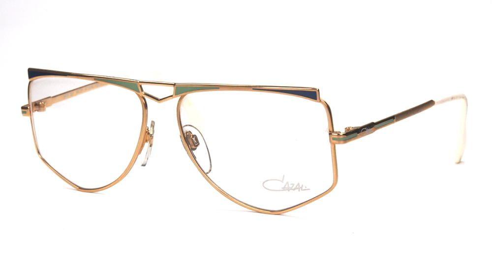 Cazal Vintagebrille Modell 227 der 90er Jahre, fabrikneu.