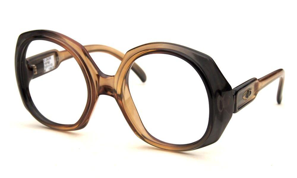 Christian Dior Damenbrille aus den 70er Jahren, True Vintagebrille
