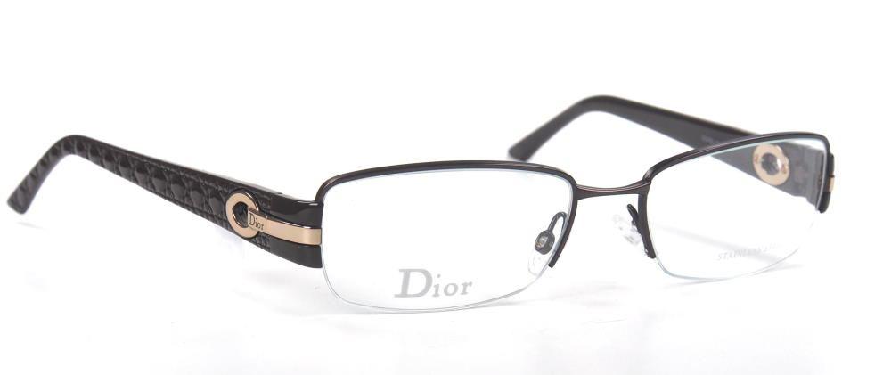 Christian Dior Brille CD 3751 SR9 in moccabraun