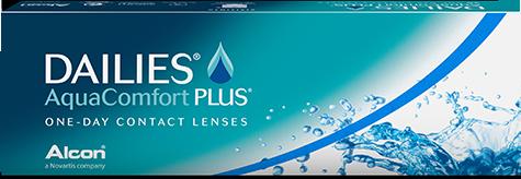 Alcon Dailies Aqua Comfort Plus 2x90 Stück.