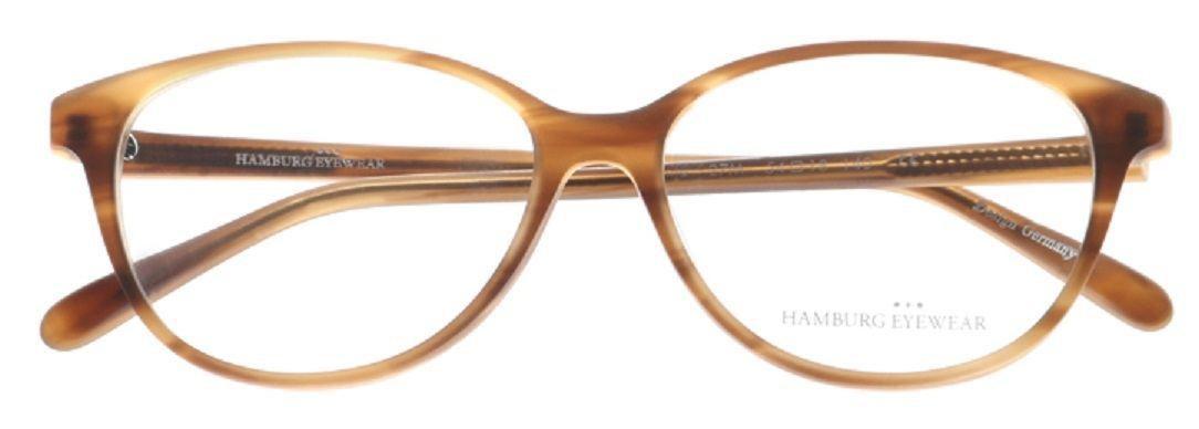 Hamburg Eyewear Finja 27M Haselnuss strukturiert  matt