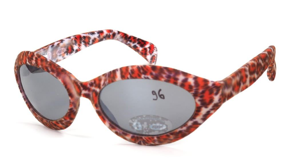 Funk Vintage Sonnenbrille aus den 90er Jahren ungetragen, verspiegelte Gläser 100 % UV-Pritection01