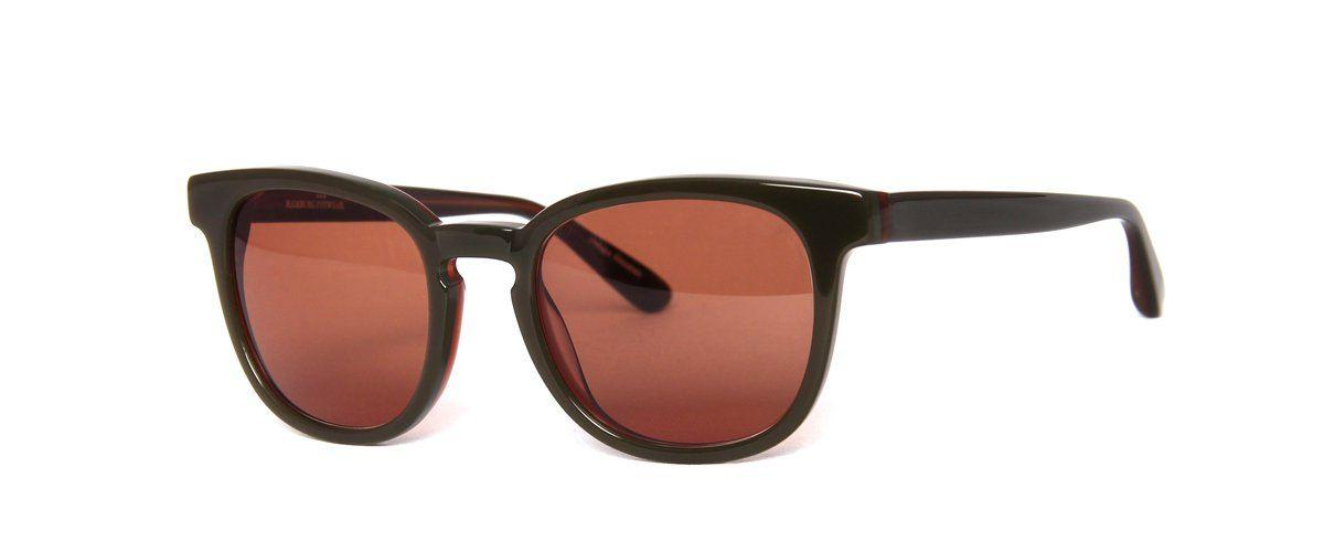 Hamburg Eyewear Felix Sun 35 farngrün, cognac hinterlegt