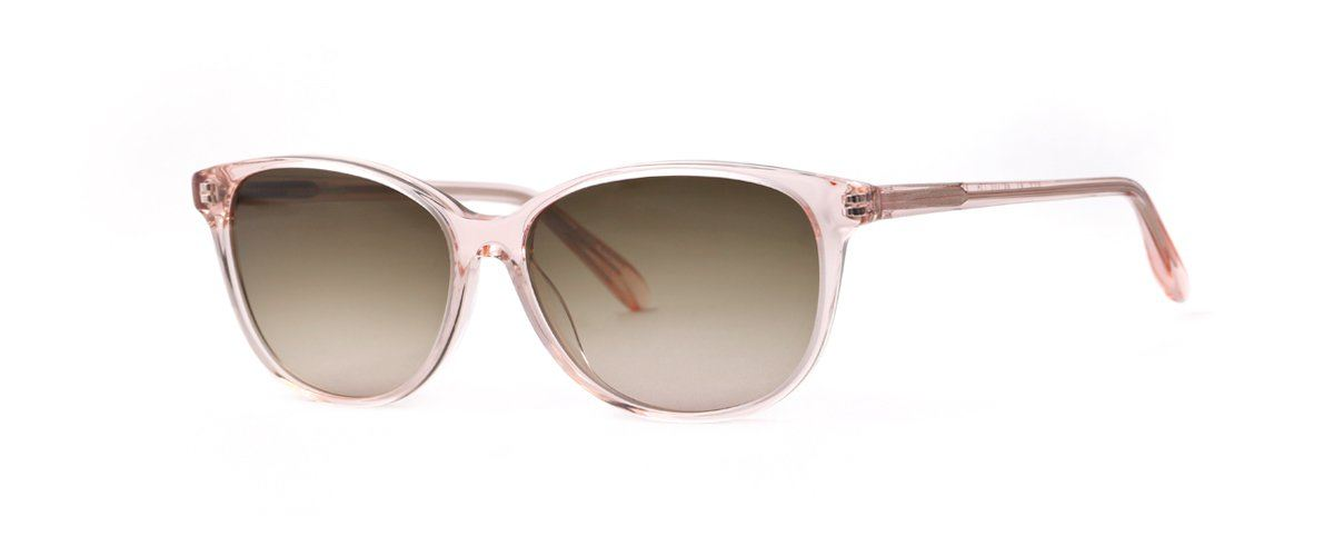 Hamburg Eyewear Finja Sun 57 zartrosa, transparent