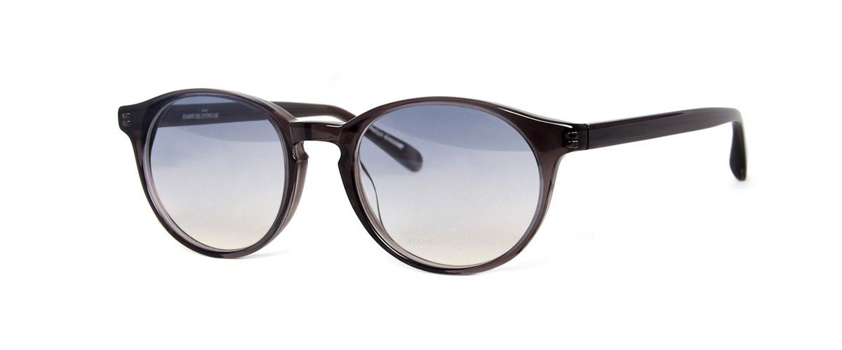 Hamburg Eyewear Jan Sun 36 schwarz grau, strukturiert hinterlegt