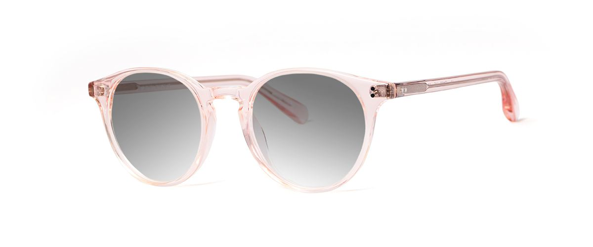 Hamburg Eyewear Mika Sun 57 zartrosa, transparent