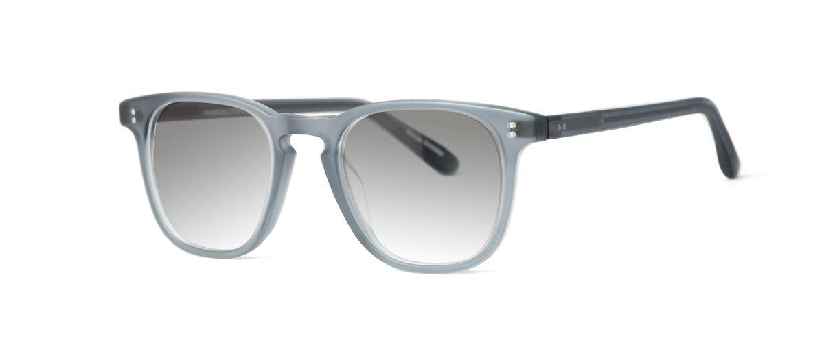 Hamburg Eyewear Peer Sun 33M meeresblau, transparent