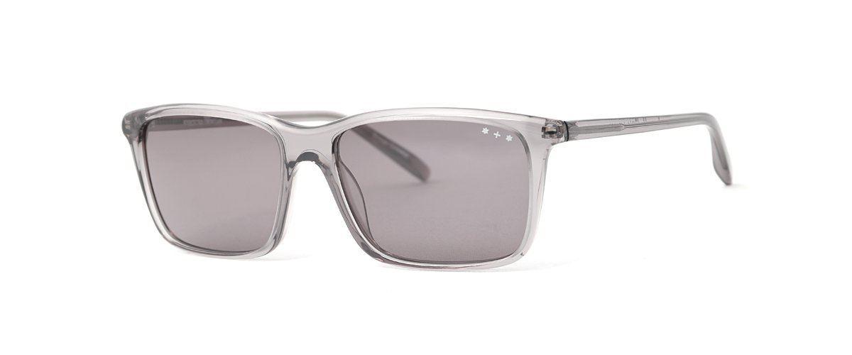 Hamburg Eyewear Svante Sun 55 hellgrau, transparent
