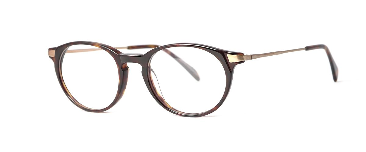 Hamburg Eyewear Alvar 185 dunkel-havanna
