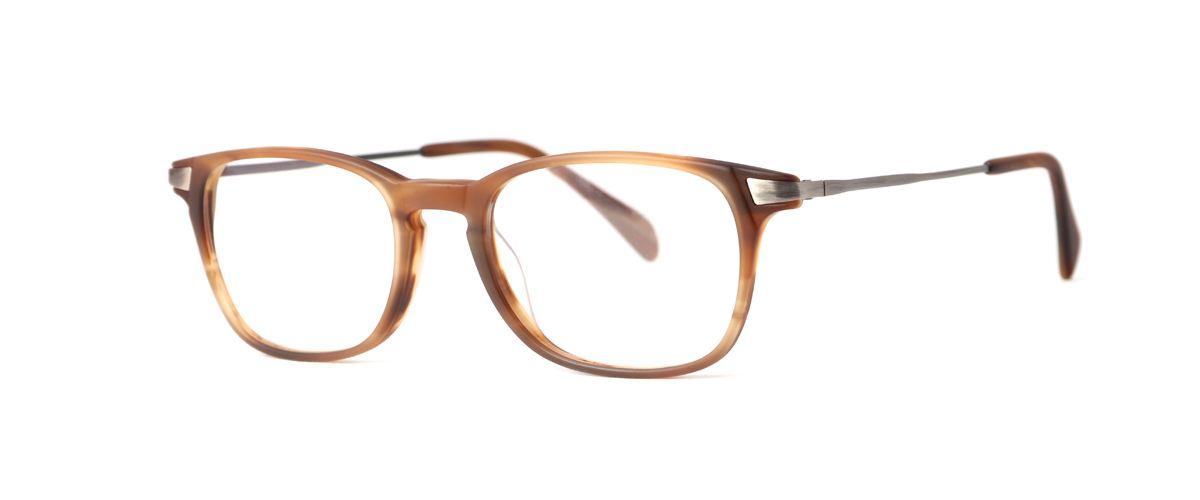 Hamburg Eyewear Lennart 56M hellbraun, strukturiert, matt