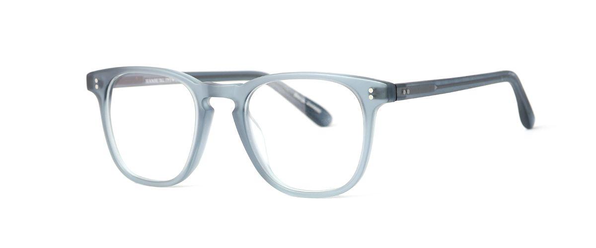 Hamburg Eyewear Peer 33M meeresblau, transparent, matt