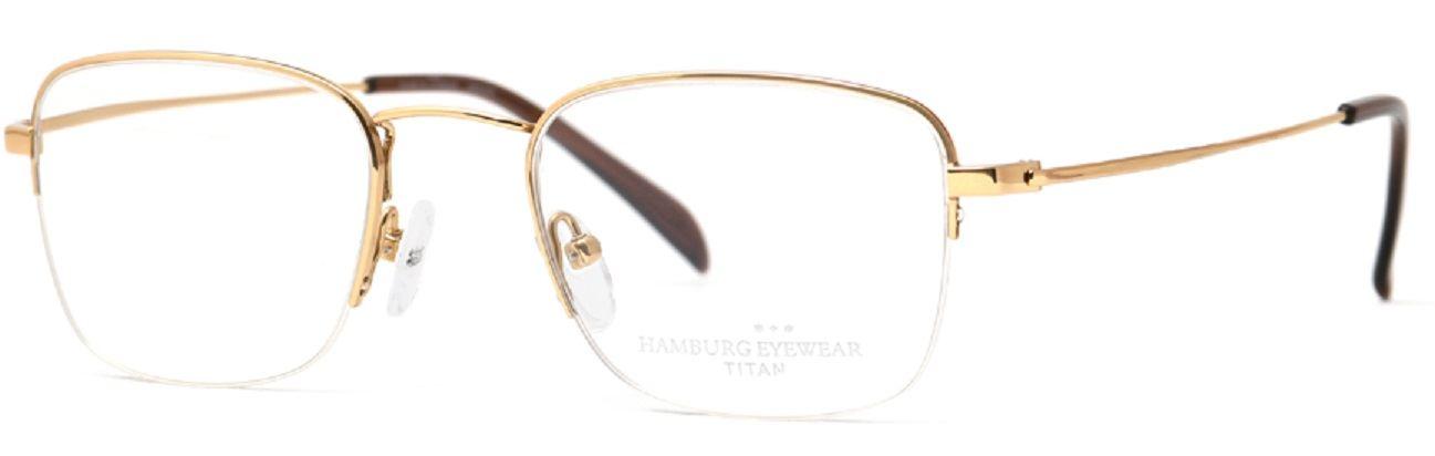 Hamburg Eyewear Joon col 1 gold,