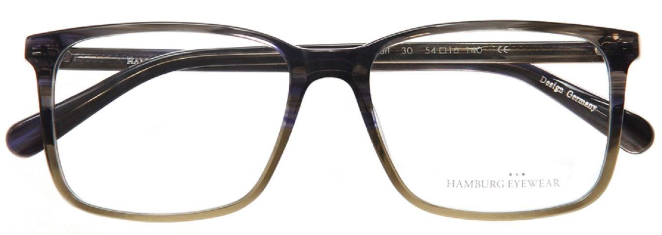 Hamburg Eyewear Karl 30 schlamm olive verlaufend