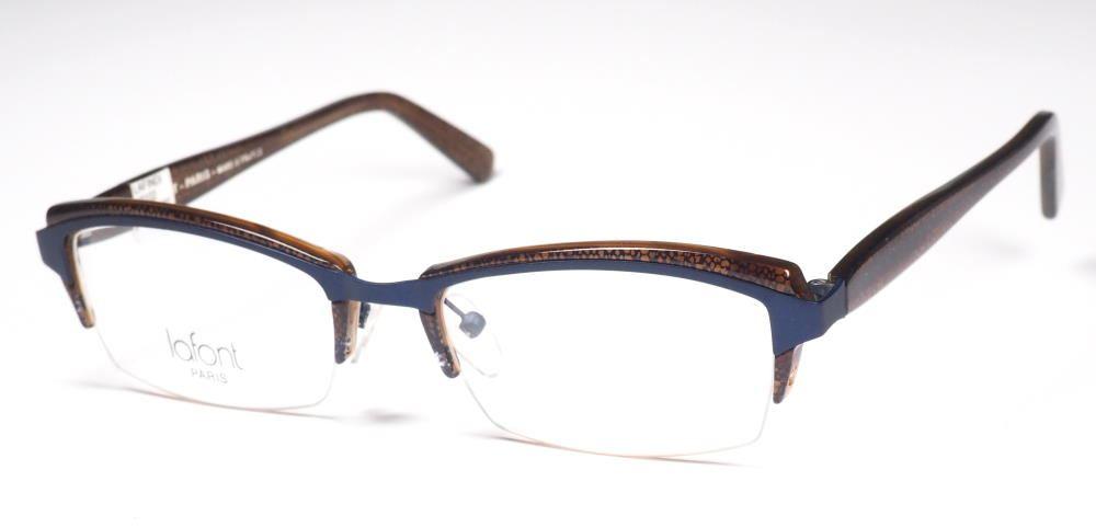 lafont Paris Eyewear, Lunettes, Brille, Indigo 331