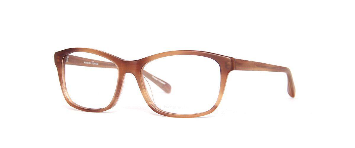 Hamburg Eyewear Maike 60M büffelhornfarben matt