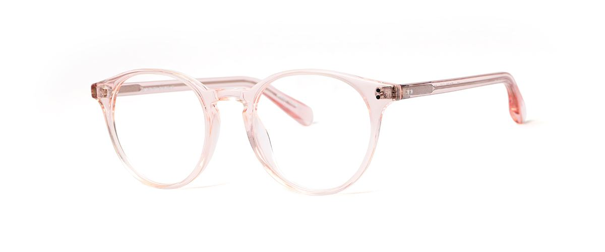 Hamburg Eyewear Mika 57 zartrosa tranparent