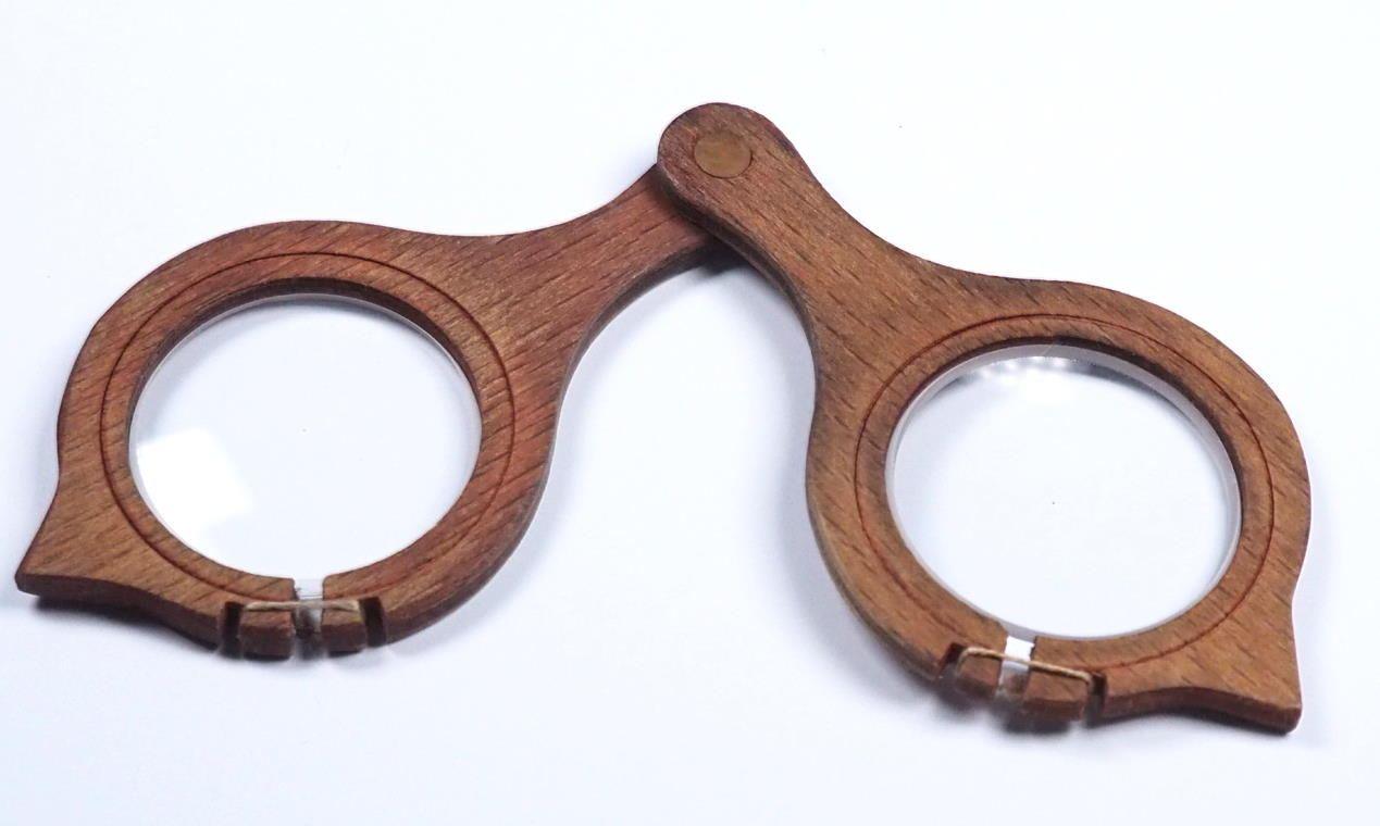 älteste Nietbrille der Welt aus dem 14. Jahrhundert