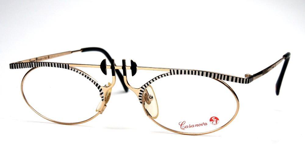 Casanova, eyewear, LC 27 Brillenfassung aus dem Brillenhaus Wilke Hamburg