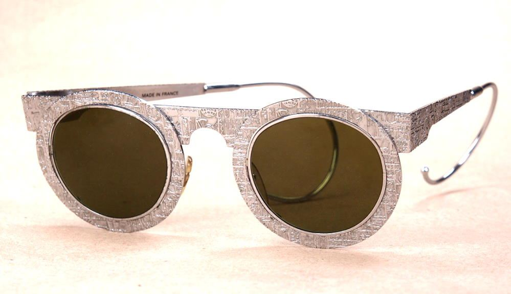 Echte Vintagebrille von IDC made in France mit Sportbügeln Fabrikneu