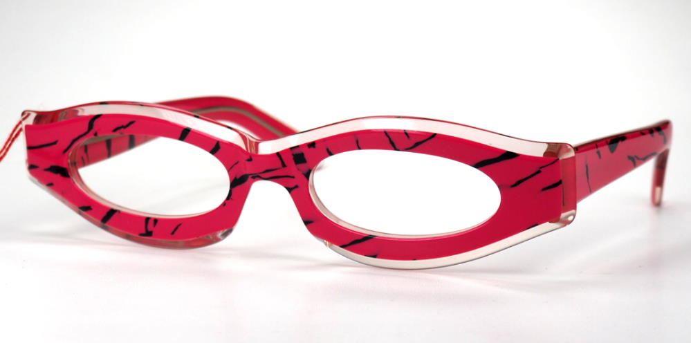 Vintagebrille der 80er Jahre,