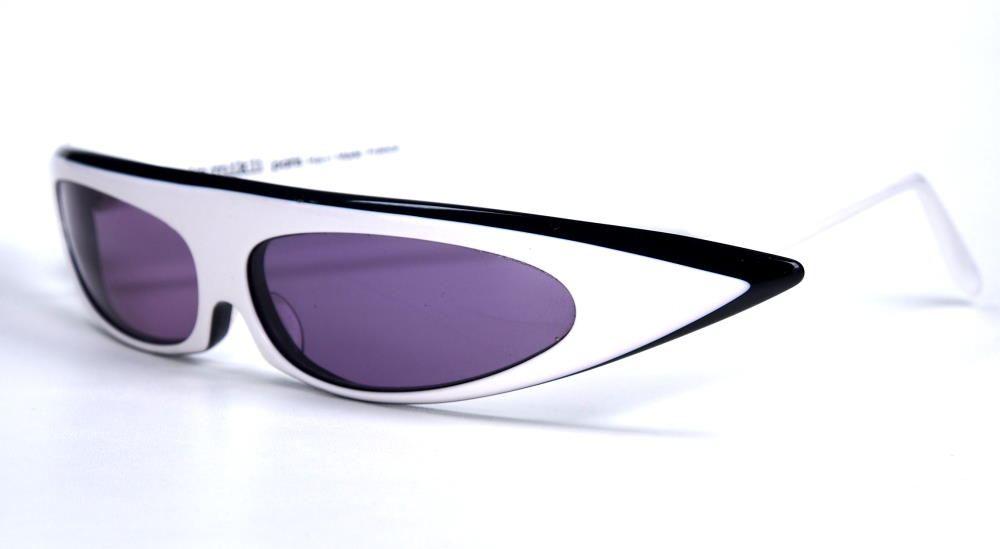 alain mikli Paris Damenbrille, Cateyebrille  A.M. 84 0156, original Vintagebrille