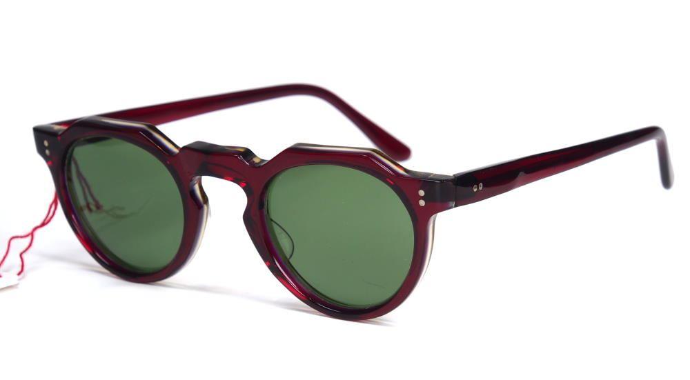 Pantobrille,pantoskopische Brille, echte Vintagebrille aus den 40er Jahren  627516