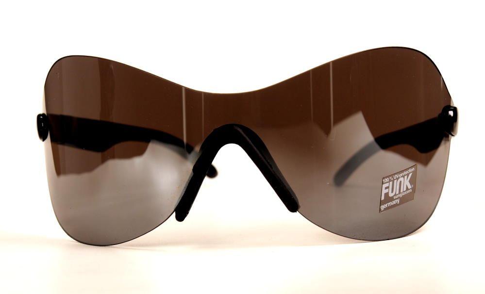 Funk  Vintage Sonnenbrille aus den 90er Jahren ungetragen, Kultbrille