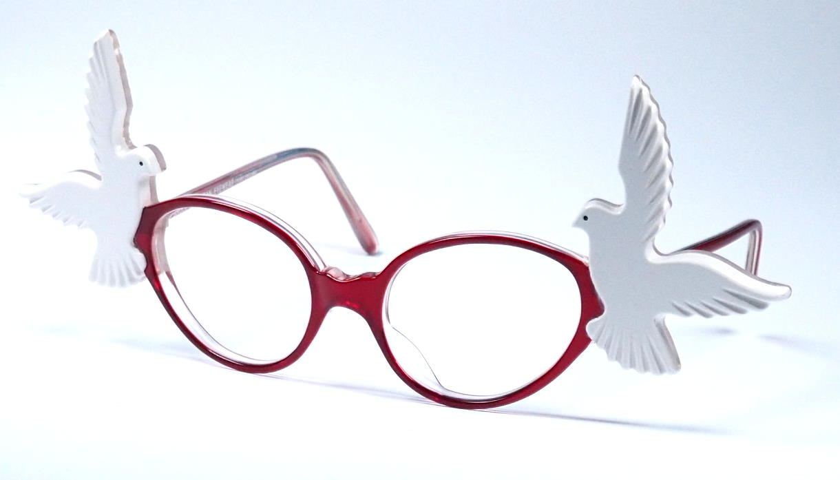 Anglo American Eyewear  Mod. Birds