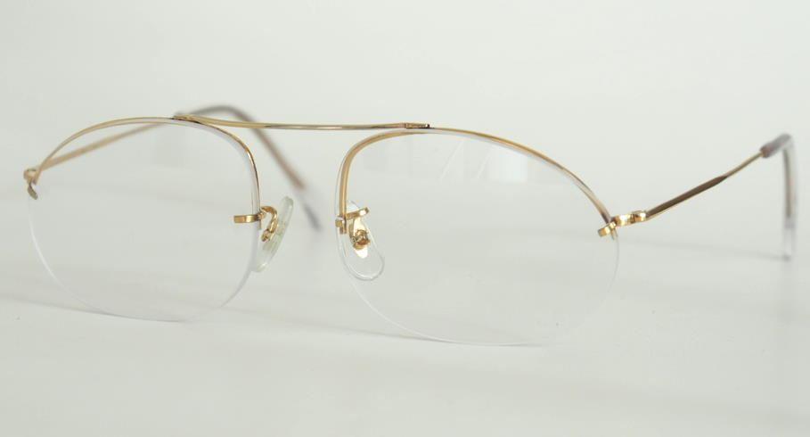 Ray Ban Balgrib Brille 12 Karat Golddouble von Bausch u. Lomb