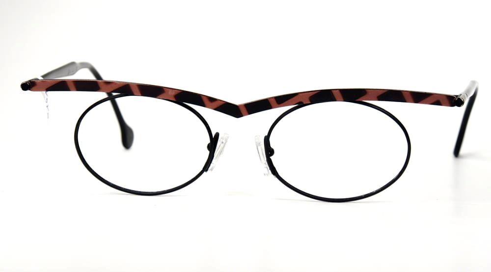 TLH L2 eyewear Mod. 31N Col 18 Vintagebrille Damenbrille aus den Neunzigern. Hand made Germany