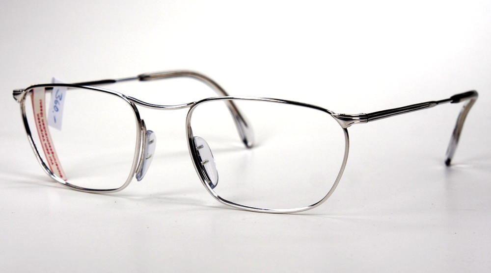 Brillengestell Original Marwitz Unternehmen der Zeiss-Gruppe, Brille der 70er Jahre aus Golddouble 11970