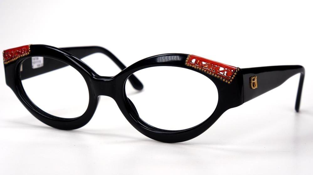 Emmanuelle Khanh Vintagebrille, original Vintage der 70er Jahre
