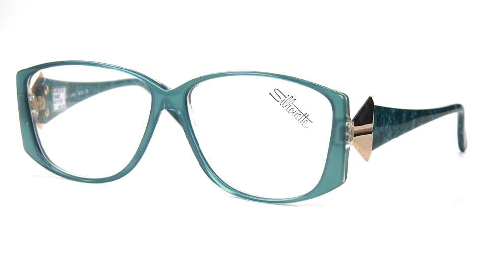 Silhouette Brille Echte Vintage Brille  M 1210 20  58-13