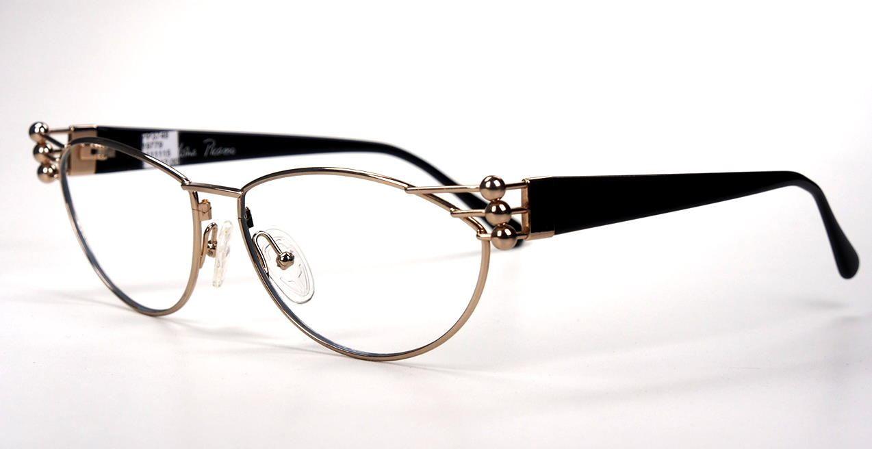 Paloma Picasso 3748 90er Jahre Echte-Vintage Brille Damenbrille,