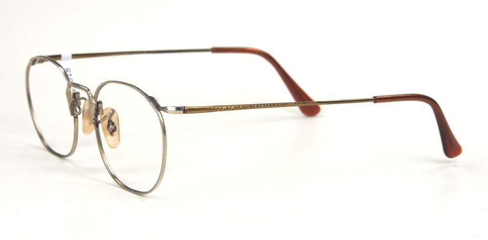 antike Panto Brille aus den 30er/40er Jahren,