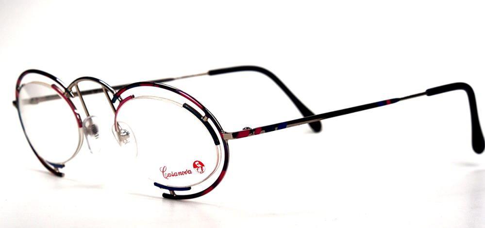 Casanova Brille,eyewear, Clayberg 2 original Made in Italy