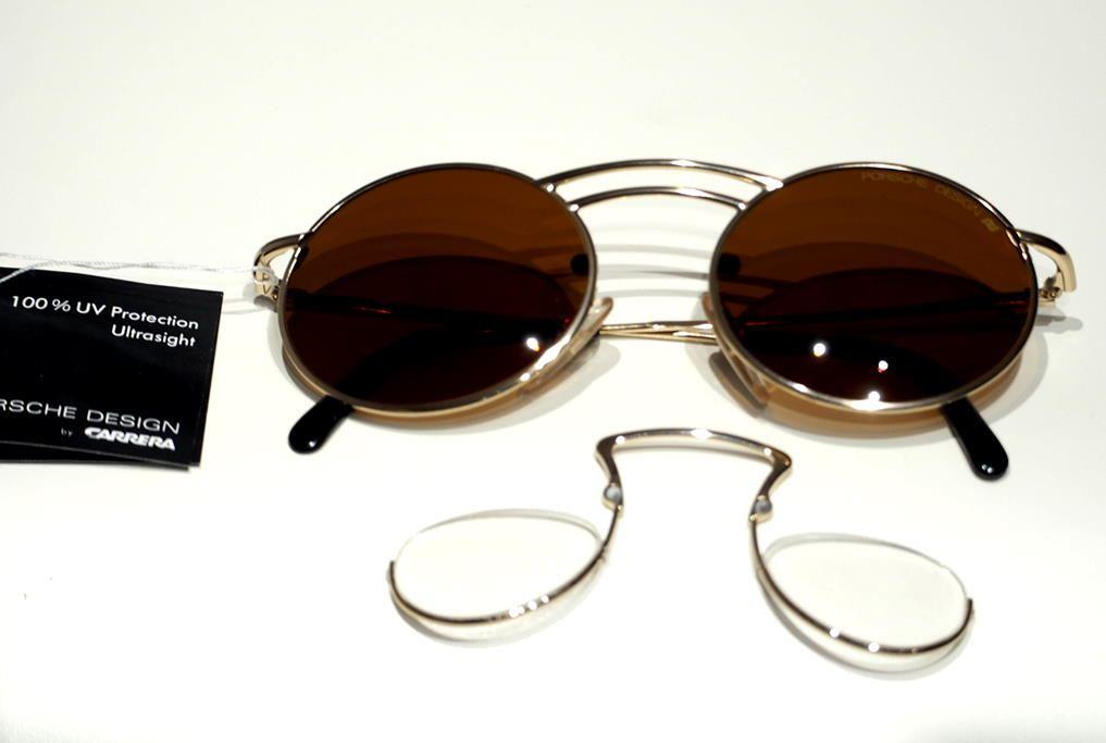 Porsche Sonnenbrille mit Nahclip Mod.5689 40