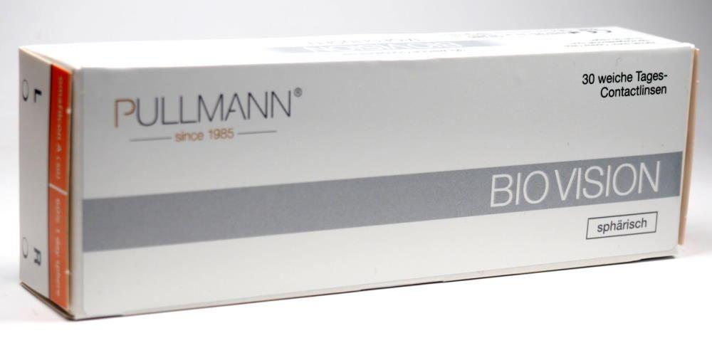 Pullmann BioVision sphärische Tageslinsen 30 Stück